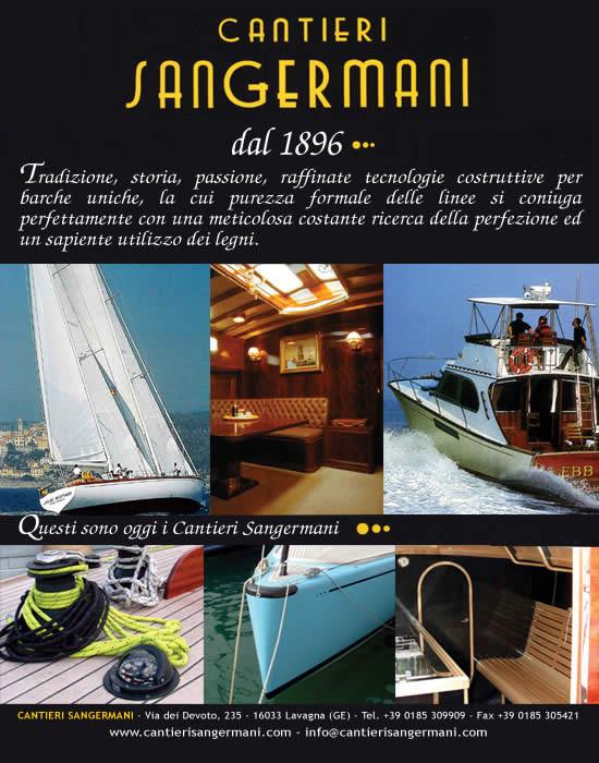 Trovagenova nautica lavagna for Arredamento navale usato